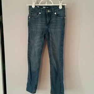 Levi's Skinny Sparkle Jeans